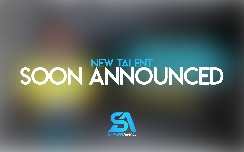 New talent soon